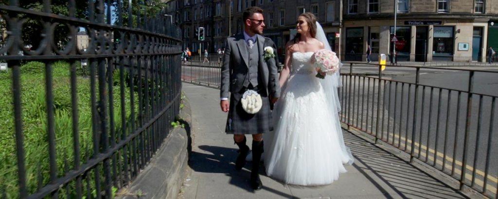 Mansfield Traquair Edinburgh, wedding film trailer