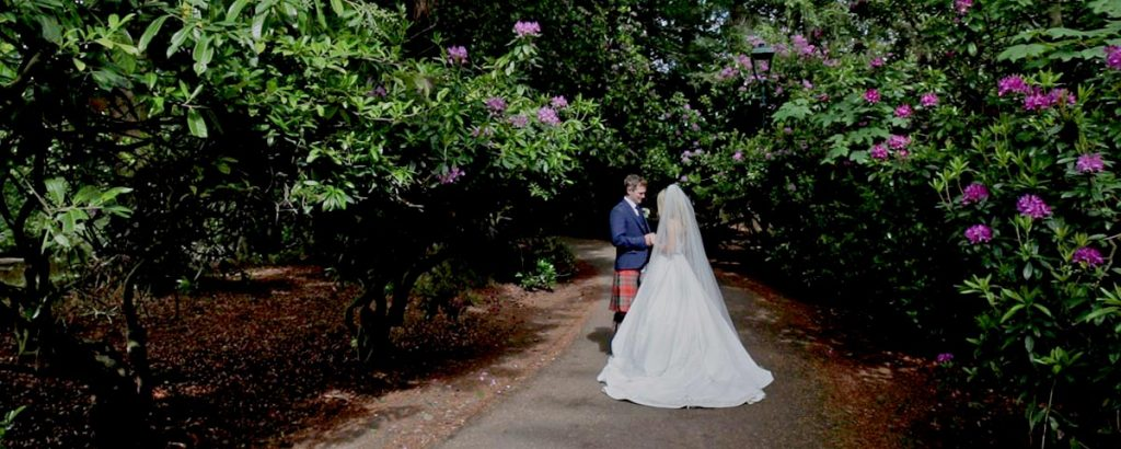 Inverness wedding video, Achnagairn Estate wedding film trailer