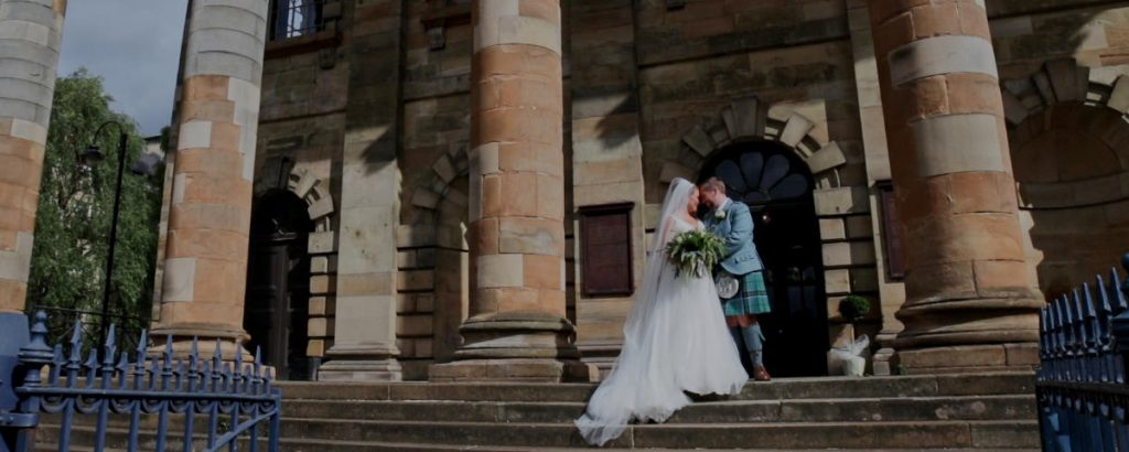 St Andrews Cathedral Glasgow wedding video