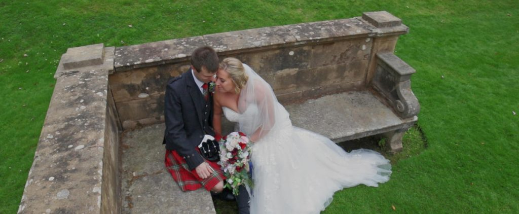 Balbirnie House wedding film trailer