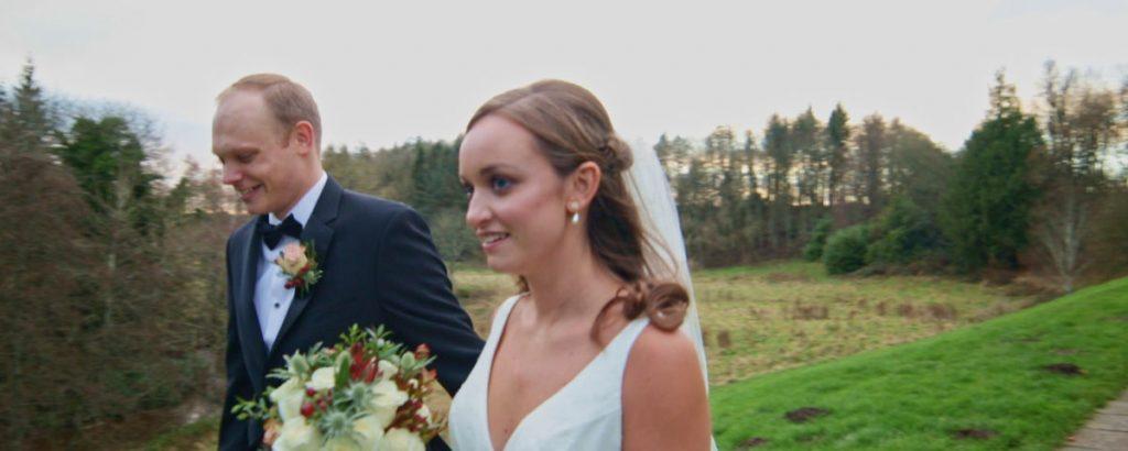 Dalhousie Castle wedding video